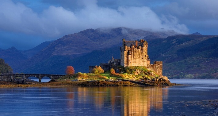 ScottishCastle