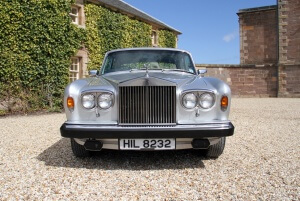 Rolls Royal Silver Shadow II